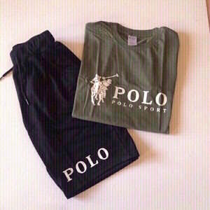 Used Polo sports suit size small (new)copy  in Dubai, UAE