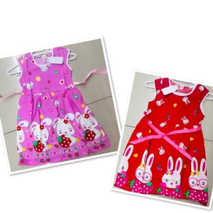 Used Girls comfy dress size 3-5 yr old ♥️ in Dubai, UAE