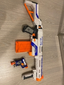 Used Nerf Retaliator Strike  in Dubai, UAE