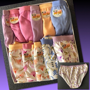 Used 11PCS OF SO EN COTTON PANTIES/ 3XL in Dubai, UAE