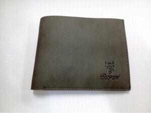 Used men leather wallet  in Dubai, UAE