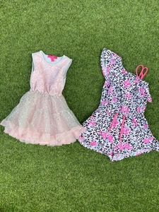 Used 4-5y girl dress bundle in Dubai, UAE