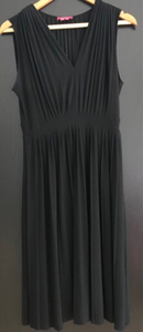 "Used New ""2xtremz"" black dress in Dubai, UAE"