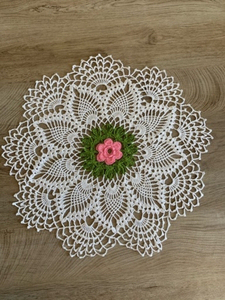 Used Crochet coaster  in Dubai, UAE