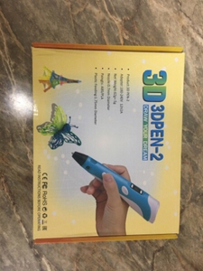 Used 3D pen 🖊  in Dubai, UAE