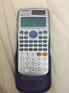 Used Casio Scientific Calculator used in Dubai, UAE