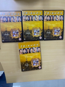 Used Friends series 9 & 10 full  in Dubai, UAE