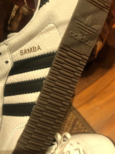 Used Authentic Pure leather Samba  in Dubai, UAE