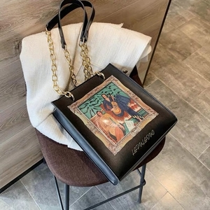 Used Vintage portrait bag in Dubai, UAE