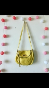 Used MARC JACOBS YELLOW SUMMER BAG  in Dubai, UAE