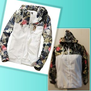 Used New unisex floral water proof jacket M in Dubai, UAE