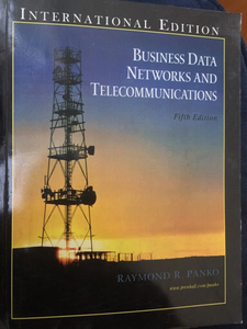 Used business data networks, panko (5th ed) in Dubai, UAE