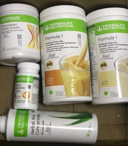 Used Herbalife Nutrition in Dubai, UAE