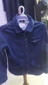 Used Ladies denim jacket  in Dubai, UAE