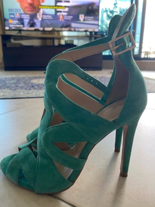 Used Heeled sandals in Dubai, UAE
