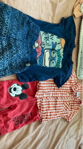 Used 2 sets 18 month boy in Dubai, UAE