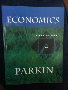 Used economics, parkin (6th edition) in Dubai, UAE