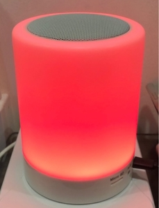 Used Personalized Touch Lamp in Dubai, UAE