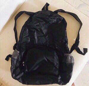 Used Convertible light weight Backpack 💙 in Dubai, UAE