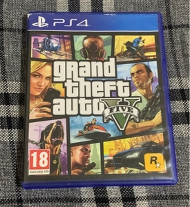 Used GTA5 in Dubai, UAE