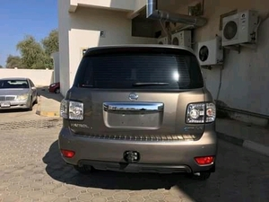 Used 2016 nissan patrol in good condition in Dubai, UAE