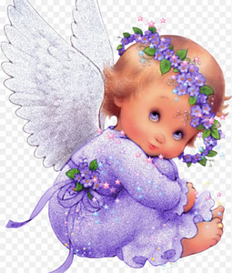 Angel Purple