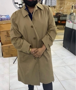 Used Burberry coat in Dubai, UAE