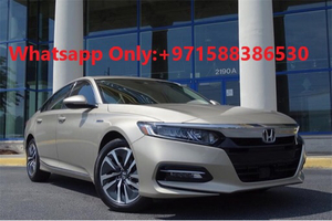 Used Honda Accord Hybrid in Dubai, UAE