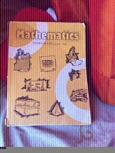 Used 💥Free Maths textbook for class 8th👇💥 in Dubai, UAE