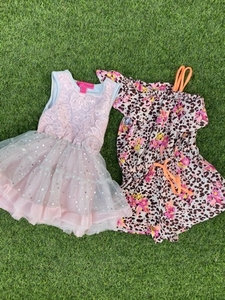 Used 2y girl dress bundle in Dubai, UAE