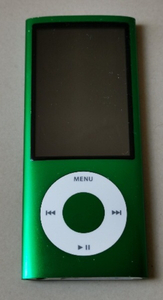 Used iPod nano 5th generation 8GB Green in Dubai, UAE