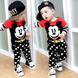 Used New mickey mouse pure cotton pijamas in Dubai, UAE