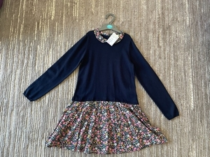 Used H&M dress size 8-10 years old new in Dubai, UAE