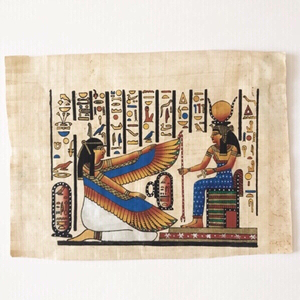 Used Ancient Egyptian Art on Papyrus in Dubai, UAE