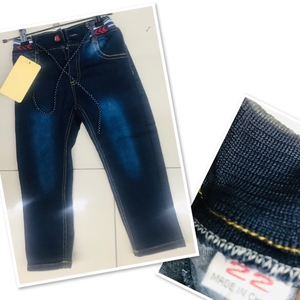 Used Jeans  for boys stretchable size 22 ♥️ in Dubai, UAE