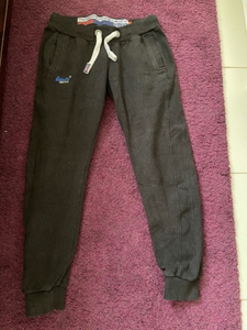 Used Superdry unisex sweatpants  in Dubai, UAE