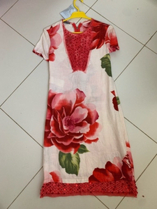 Used Linen dress in Dubai, UAE