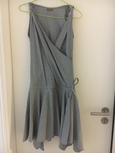 Used Dress ( new ) Grey in Dubai, UAE