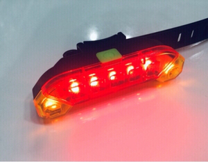 Used Usb rechargeable bicycle led light. in Dubai, UAE