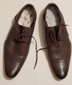Used TED BAKER Dress Shoes (used once) in Dubai, UAE