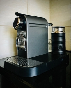 Used NESPRESSO COFFEE MAKER - CITIZ MODEL - in Dubai, UAE