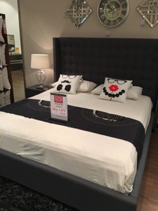 Used King Bed, Dresser, Two side tables in Dubai, UAE
