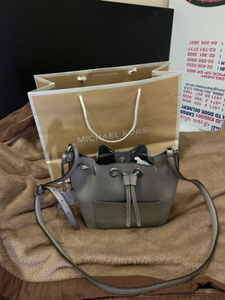 Used Michael Kors Small Bucket Bag 100% orig in Dubai, UAE