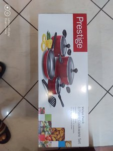 Used Prestige cookware set in Dubai, UAE
