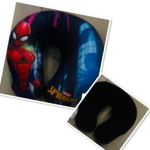 Used Kids Spider-Man Neck pillow ♥️ in Dubai, UAE