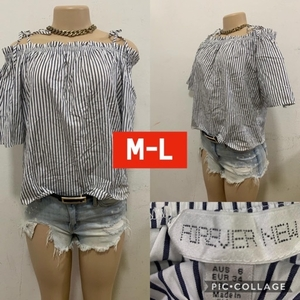 Used Forever new off shoulder top in Dubai, UAE