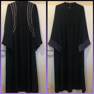 Used 2 PRELOVED ABAYAS/ 58 size in Dubai, UAE