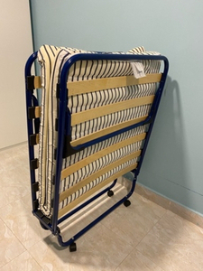 Used Ikea foldable guest bed in Dubai, UAE