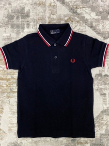 Used Fred Perry Polo shirt Black 6yrs in Dubai, UAE