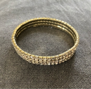 Used Silver Bracelet in Dubai, UAE